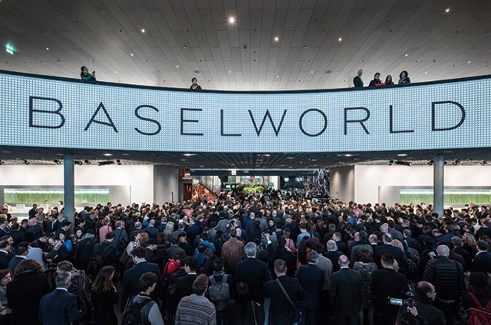 Baselworld (22-27 March 2018)